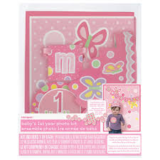 Baby Girl Photo Kit - Party Decoration Kits Buy 1st Birthday Boy Decorations Kit Beautiful Colors For Girl First Gifts Baby Hallmark Watsons Party Holy City Chic Interior Landing Page Html Template Pirate Shark High Chair Decoration Amazoncom Glitter Photo Garland Pink Toys Games Mickey Mouse Decorating Turning One Flag Banner To And Gold
