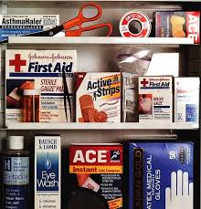woodworkers u0027 first aid inventory list and chart finewoodworking