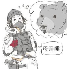 JAPversus Mama Bear