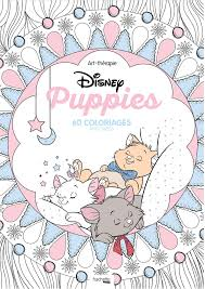 Disney Puppies 60 Coloriages Anti Stress