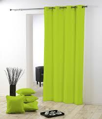 vorhang ösenvorhang 140x260 cm grün gardinen schal dekoschal wohnzimmer