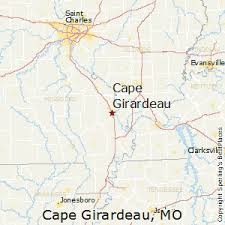 parison Cape Girardeau Missouri Paducah Kentucky