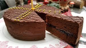 mandel schokoladenkuchen schmause