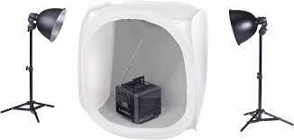 104 Studio Tent Kaiser Fototechnik 90x90 Cm Conrad Com