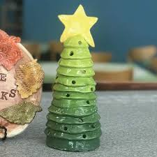 Christmas Tree Pickup Baltimore County by 12 03 Play With Clay Christmas Tree At 11am The Pottery Stop