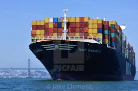 100 Shipping Containers San Francisco Large Ship Full Of License Download Or Print