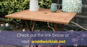best garden table woodworking plans patio table wood plans for