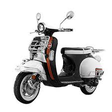China 2015 New Vespa Scooter 50CC With EEC EPA DOT Classic Gas 125CC Best Electric
