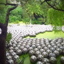 Yayoi Kusama Pumpkin Sculpture by Style Lingua Lifestyle Yayoi Kusama U0027s Pumpkin Sculptures