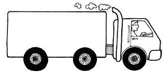100 Semi Truck Tattoos Clip Art Library