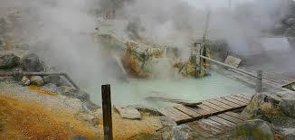 onsen baden auf die japanische oryoki