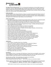 Resume Examples Ubc With Related Post To Prepare Amazing