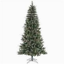 Unlit Artificial Christmas Trees Top Design Sterling Inc Pre Lit Palm Tree 7 5 White Green