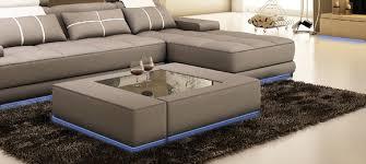 luxus glastisch moderner beistell wohnzimmer tische glas sofort lieferbar neu