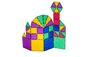 Picasso Magnetic Tiles Uk by Save 25 Playmags Clear Colors Magnetic Tiles Deluxe Building