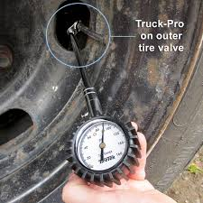 100 Truck Tire Gauge Tek Pro Pressure 160 PSI 2395