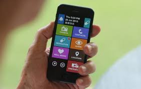 Simplified Smartphone Options for Tech Shy Seniors