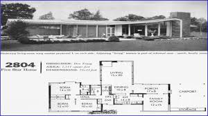 100 Mid Century Modern Home Floor Plans Inspired House And House