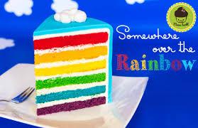 rainbow cake so backt ihr euch die perfekte bunte