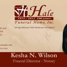 Hale Funeral Home Funeral Services & Cemeteries 2100
