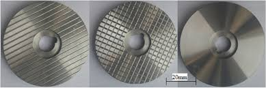 Ceiling Radiation Damper Definition by Effect Of Surface Texture And Working Gap On The Braking