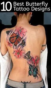 Hd Big Butterfly Tattoo Designs