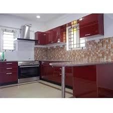 H Modular Kitchen Furniture