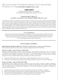 Lead Business Analyst Resume Examples Junior Flexible Systematic Icon