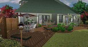 architecte 3d jardin et extérieur 2014 pour mac