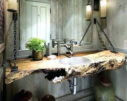 Unique Industrial Bathroom Decor Or Best Ideas On Pipe Rustic Farmhouse Style Accessories