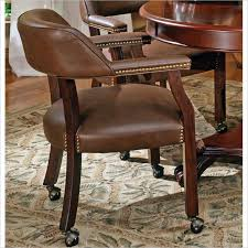 Game Chairs On Casters Dining Room With Rollers Home Furniture