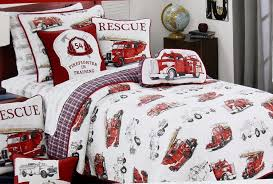100 Fire Truck Bedding Amazoncom Vintage FIRE ENGINE FIRE TRUCK Quilt Set Includes