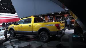 Beauty 2016 Nissan Titan XD Cummins Light Duty Truck Has Heavy Duty ...