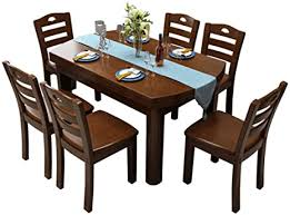 esszimmermöbel aus massivholz modern minimalistisch