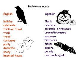 Spanish Countries That Celebrate Halloween by Halloween Presentation