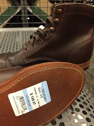 Check your Nordstrom Rack Wolverine 1000 miles 149 97