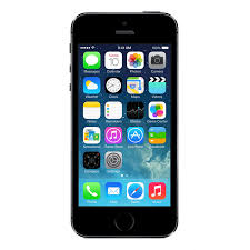 Refurbished iPhone 5S GSM Unlocked Space Gray 16GB ME296LL A