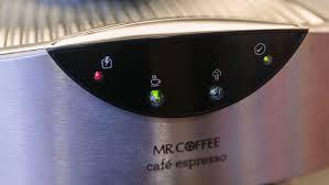 Mr Coffee Pump Espresso Maker ReviewA Cheap Machine Chock Full Of Quirks