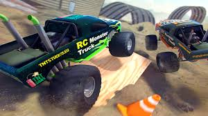 100 Monster Truck Simulator RC Mod No Ads Android Apk Mods