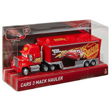 Disney/Pixar Cars 3 Mack Hauler Die-cast Vehicle - Walmart.com