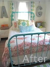 In The Bedroom Cast by Best 25 Painted Iron Beds Ideas On Pinterest Metal Bed Frames