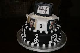 Ever After Cake Designs  Birthday Cakes  The Beatles & Elvis