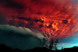 A Cloud Of Ash Billowing From Puyehue Volcano Near Osorno Pic Getty