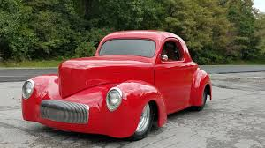 100 1941 Willys Truck Coupe GAA Classic Cars