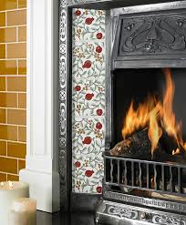 how to repair or replace a fireplace tile