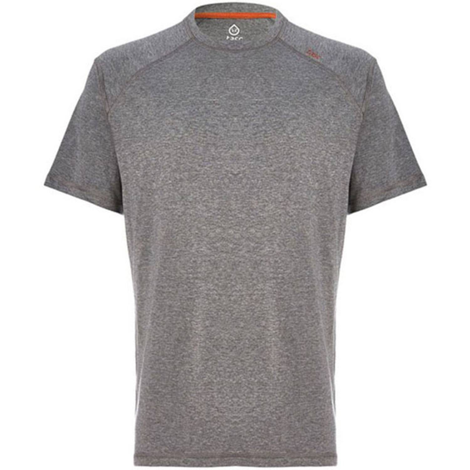 tasc Men's Carrollton Performance Crew Heather Gray XL