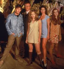 Halloween Resurrection Cast by Buffy The Vampire Slayer U0027 Cast Then U0026 Now Toofab Com