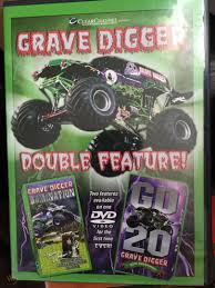 100 Monster Truck Grave Digger Videos Double Feature Dvd 1810585711