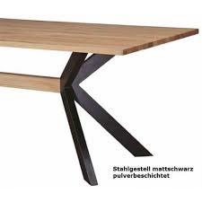 design esstisch wildeiche massivholz 220x100cm geölt gabriela