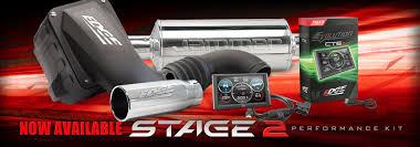 100 Performance Products Trucks Shop Stage 2 Kits Edge